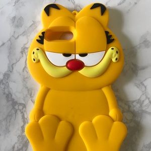 Accessories - Garfield iPhone 7 Plus case